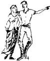 Χορευτικό ζευγάρι  2 (Νάξος) (λεπτ